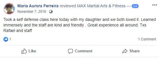 Adult 2 Kid, MAX Martial Arts & Fitness Farmingdale
