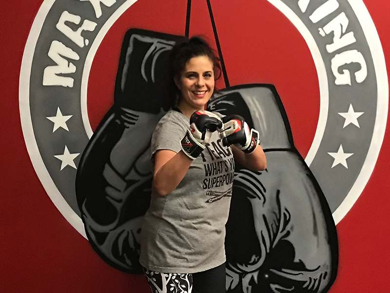 Fitness Kickboxing in Farmingdale