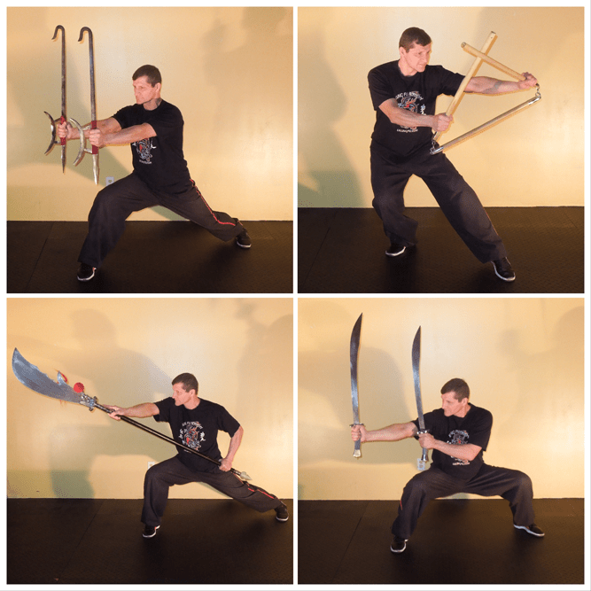 Weapons class at Max Martial Arts & Fitness Farmingdale
